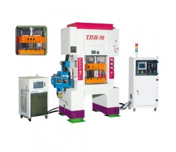 H Frame Single-Point High-Speed Precise Punching Press TJSH-30T